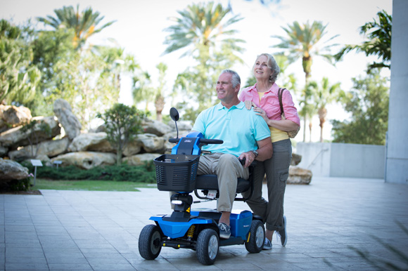 Power Scooter Rental in Palm Beach, FL