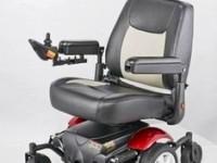 P326A Vision Sport – Mid Wheel Drive
