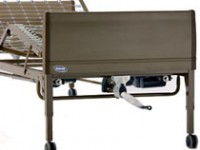Semi Electric Home Care Bed