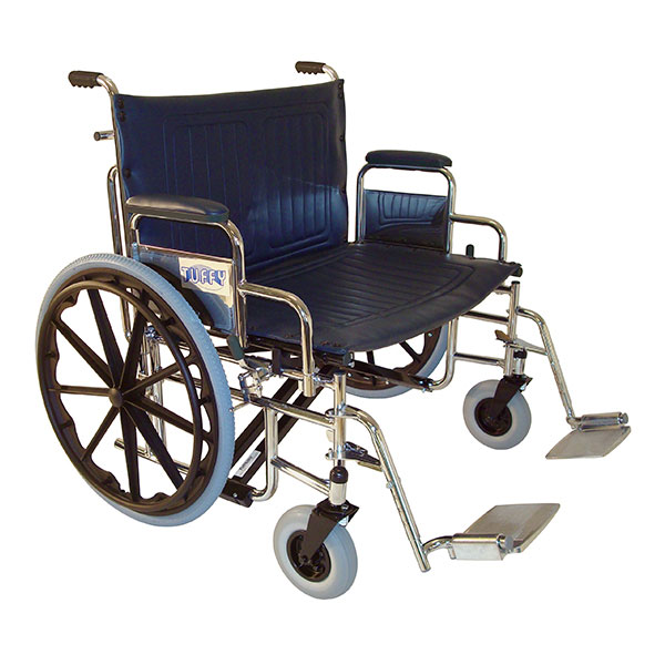 Tuffcare Extra Wide Wheelchair
