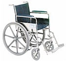 TUFFCARE High Strength Light Wheelchair