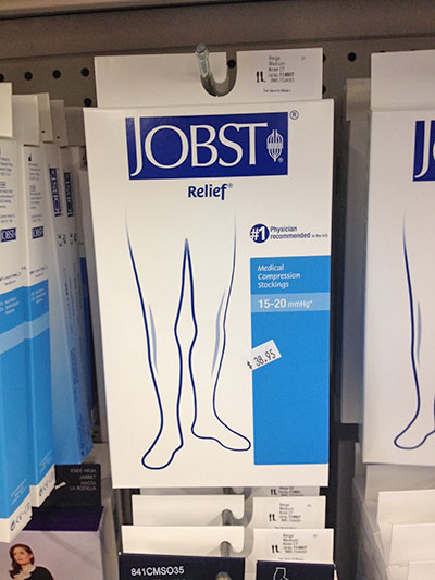 Jobst-Relief-Medical-compression-stocking